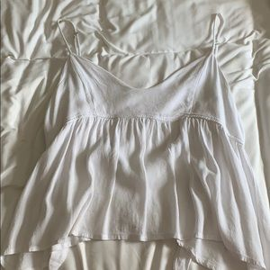 Beautiful BRANDY MELVILLE WHITE TOP